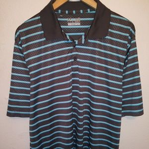 Under Armour RH New Men Size Large Golf Polo Shirt